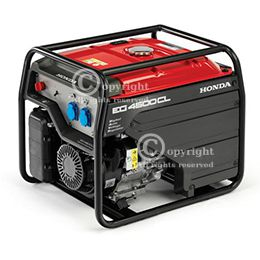 Agregat pr dotw rczy honda eg 4500cl 4kw sklep honda for Generatore honda usato